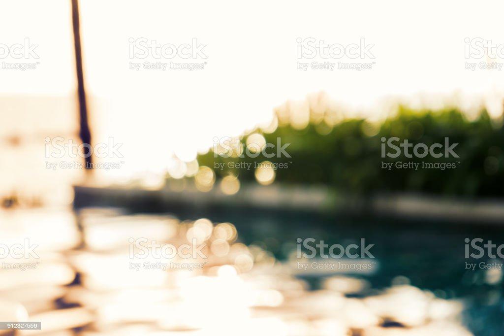 Background defocus landscape stock photo
