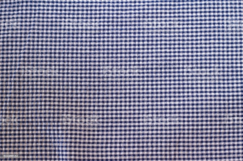 Background fabric image, plaid patterned cloth stock photo