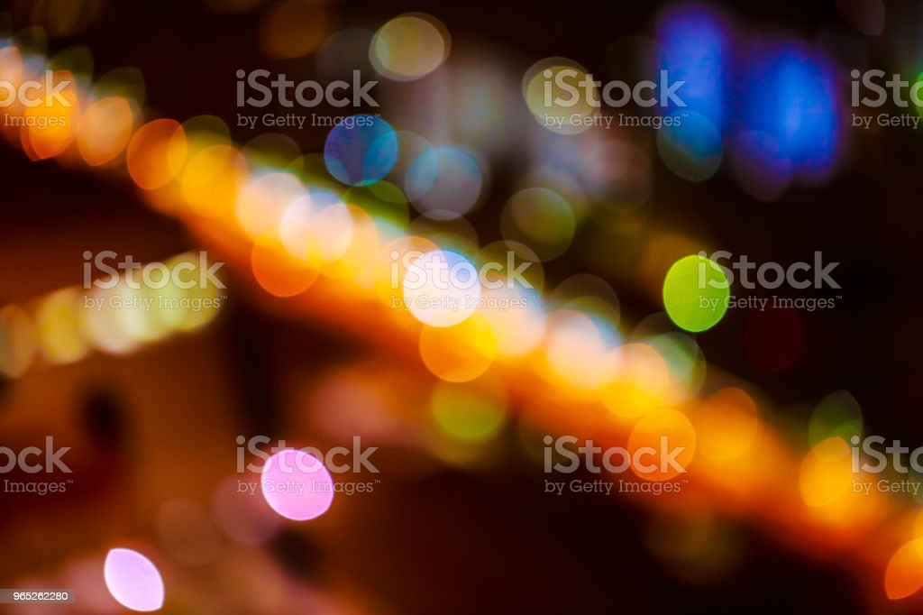 background. Festive abstract background with bokeh defocused lights 1 zbiór zdjęć royalty-free
