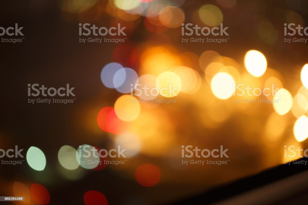 background. Festive abstract background with bokeh defocused lights 1 zbiór zdjęć royalty-free