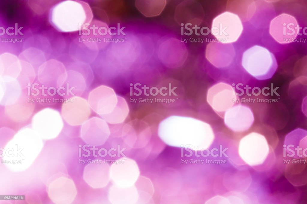 background. Festive abstract background with bokeh defocused lights royalty-free stock photo