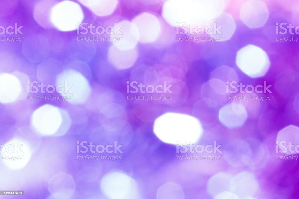 background. Festive abstract background with bokeh defocused lights zbiór zdjęć royalty-free