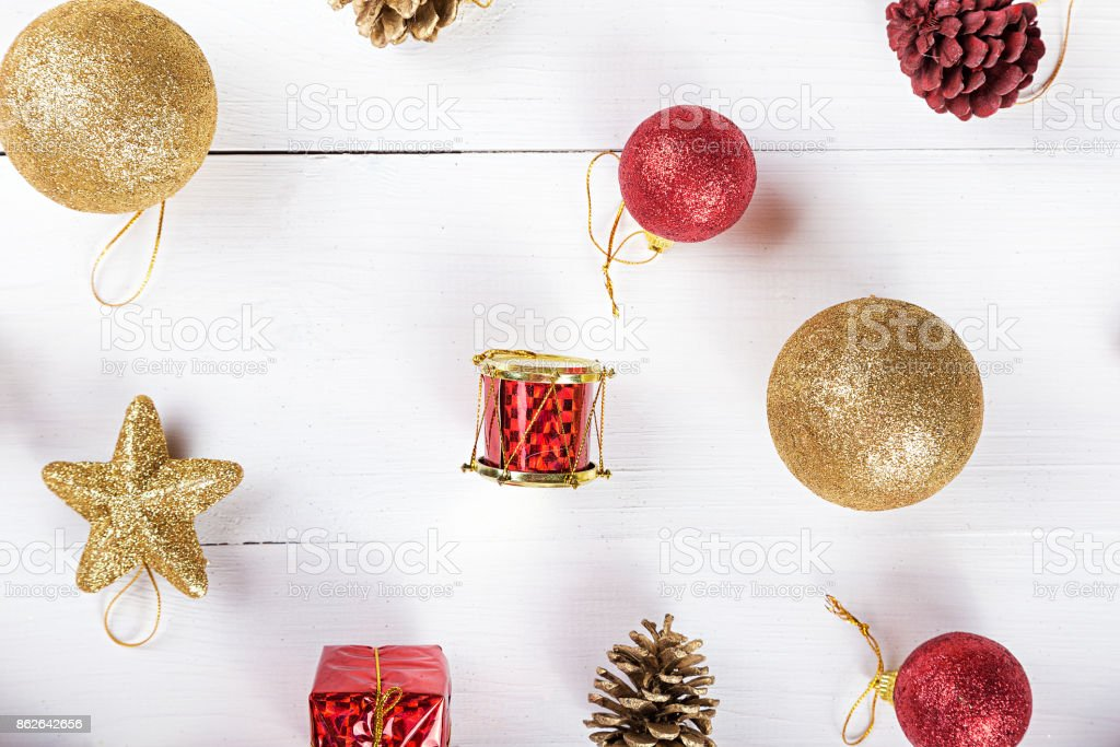 background for a Christmas card stock photo