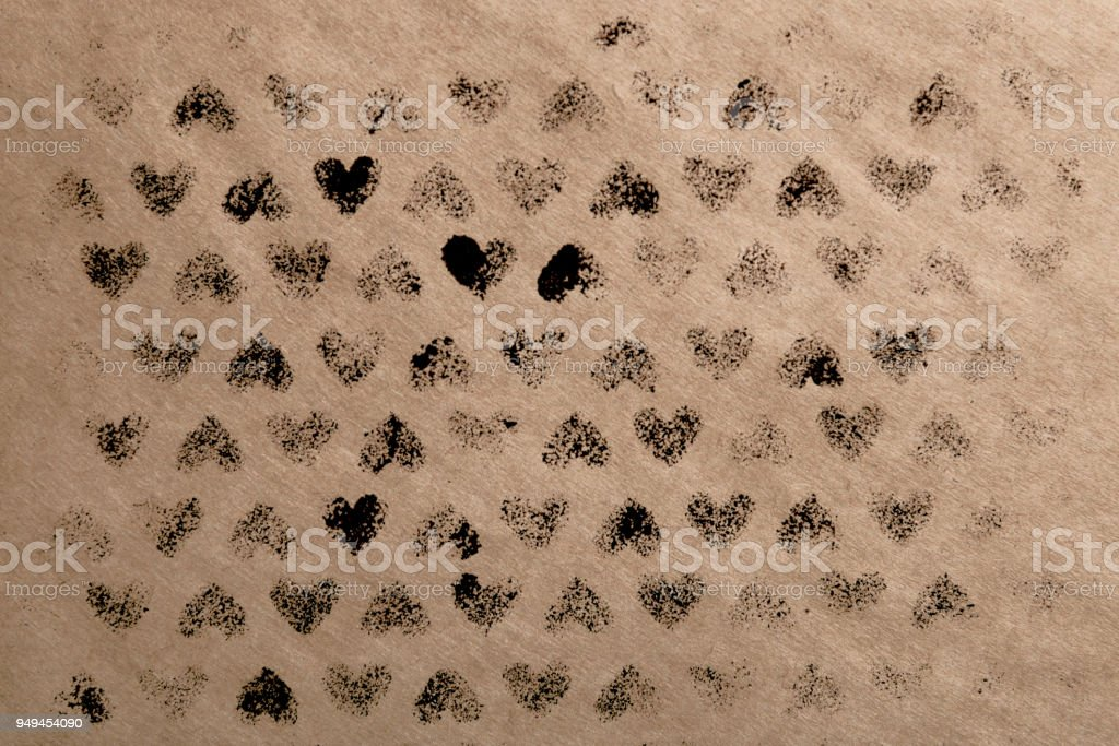 Background for advertising. The Kraft paper. Use on the Internet, social networks, website. stock photo