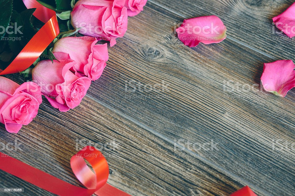Background for Women's Day. stock photo