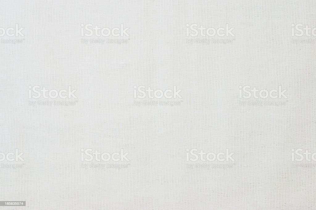 Background from a textile material, gauze stock photo