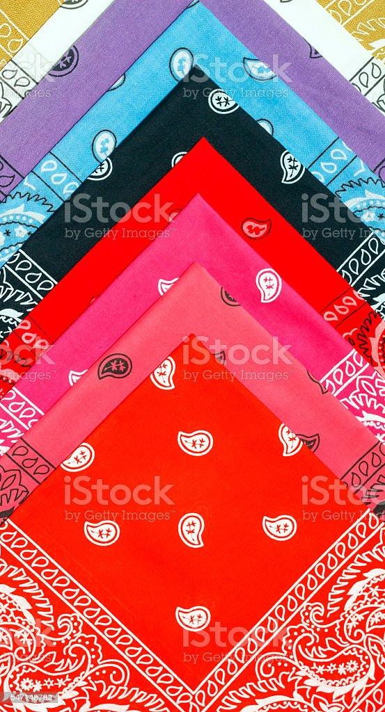 background from bandana stock photo