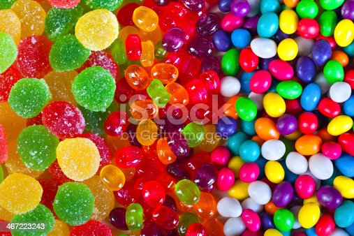 istock background from colorful sweets of sugar candies 467223243
