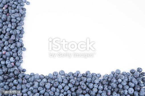 533340696istockphoto Background from freshly picked blueberries 1001622174