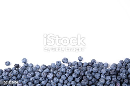 533340696istockphoto Background from freshly picked blueberries 1001628436