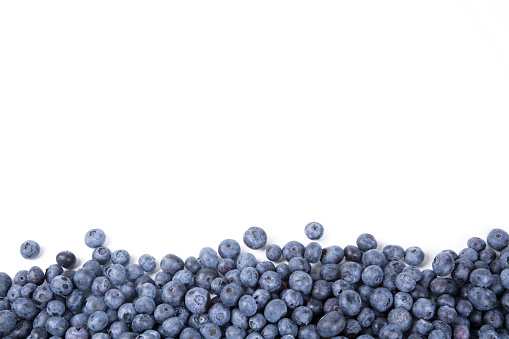533340696 istock photo Background from freshly picked blueberries 1001628436