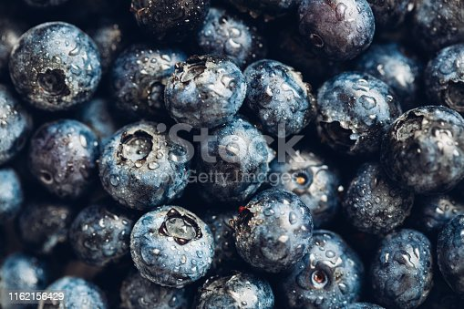 533340696istockphoto Background from freshly picked blueberries 1162156429