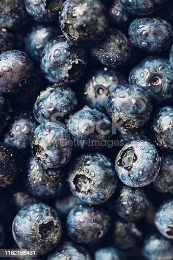 533340696istockphoto Background from freshly picked blueberries 1162156431