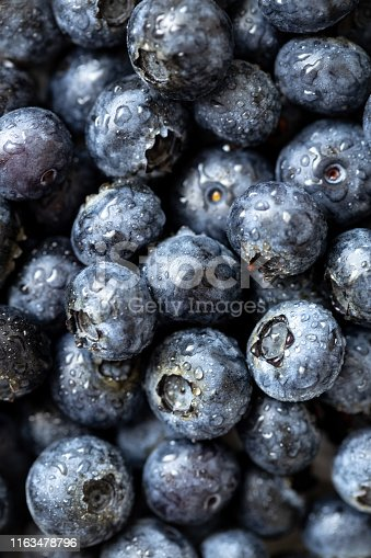 533340696istockphoto Background from freshly picked blueberries 1163478796