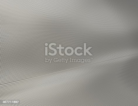 istock Background from metal 467211892
