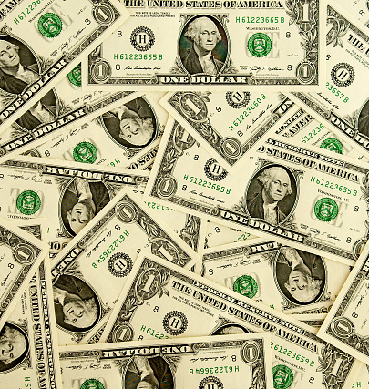 693363558 istock photo Background from money largely  1 dollar 1137764583