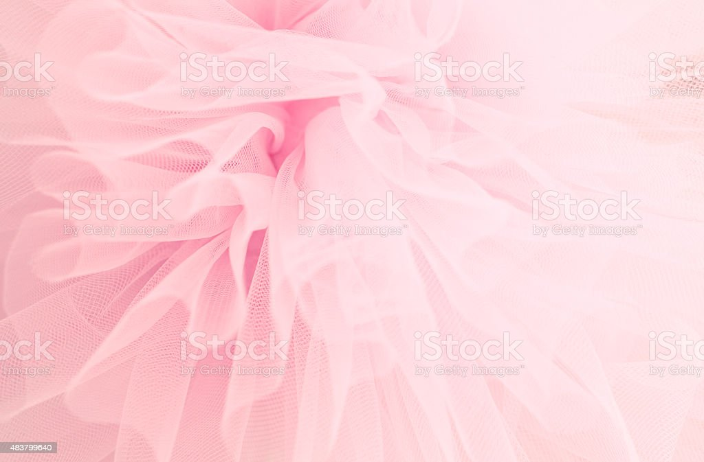 Background from skirts with frills