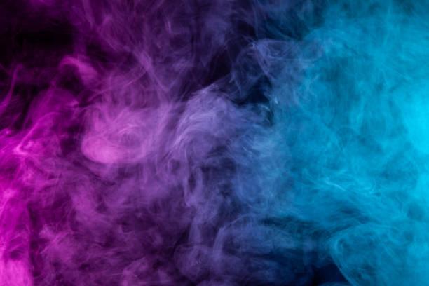 Vape duman arka plan stok fotoğrafı