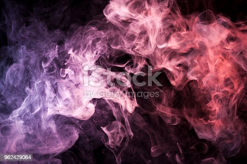1131535585 istock photo Background from the smoke of vape 962429064