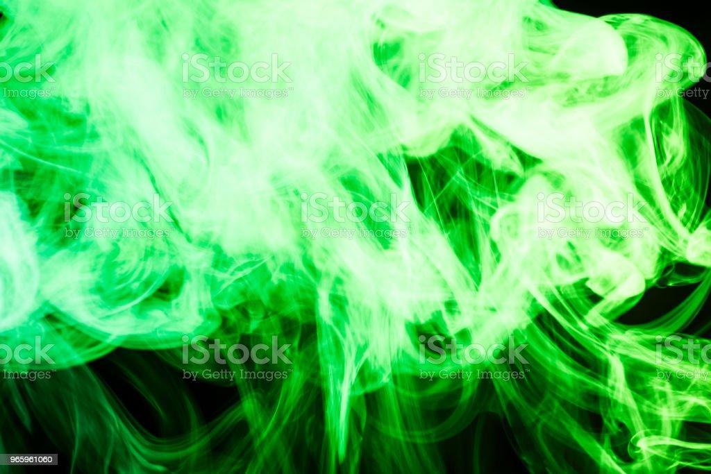 Achtergrond van de rook van vape - Royalty-free Abstract Stockfoto