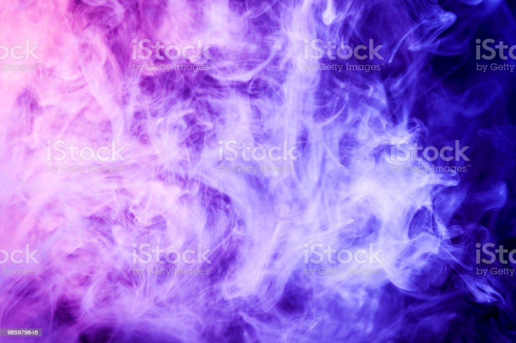 Bakgrund från röken av vape - Royaltyfri Abstrakt Bildbanksbilder