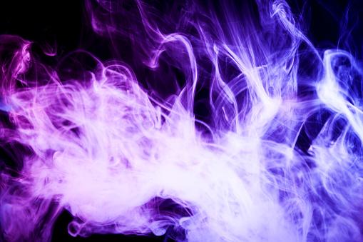 Hintergrund Aus Dem Rauch Der Vape Stockfoto und mehr Bilder von Abgas