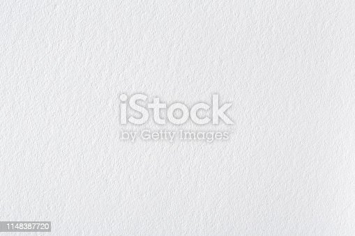 istock Background from white paper texture. Bright exclusive background, pattern close-up. 1148387720