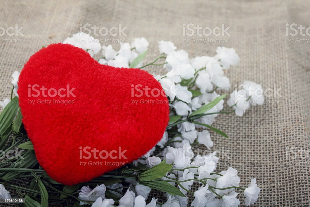 Background full of love royalty-free stock photo