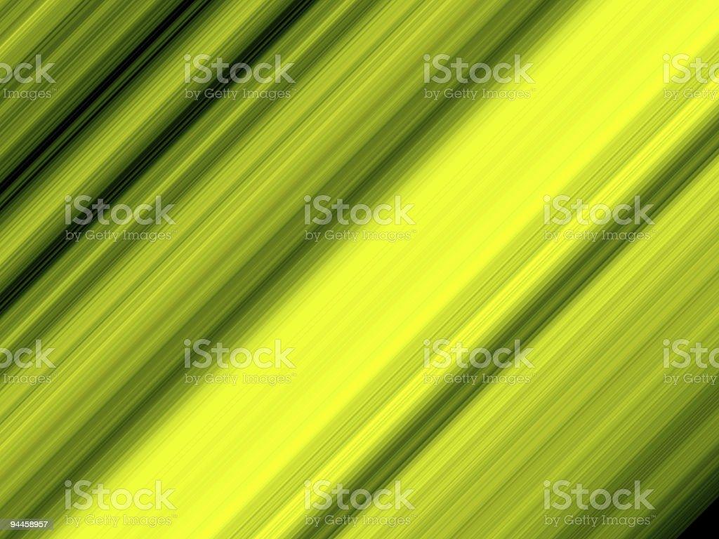 Background - Green Stripes royalty-free stock photo