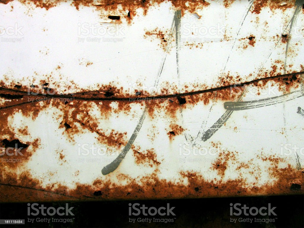 Background Grunge metal rust texture Layer royalty-free stock photo