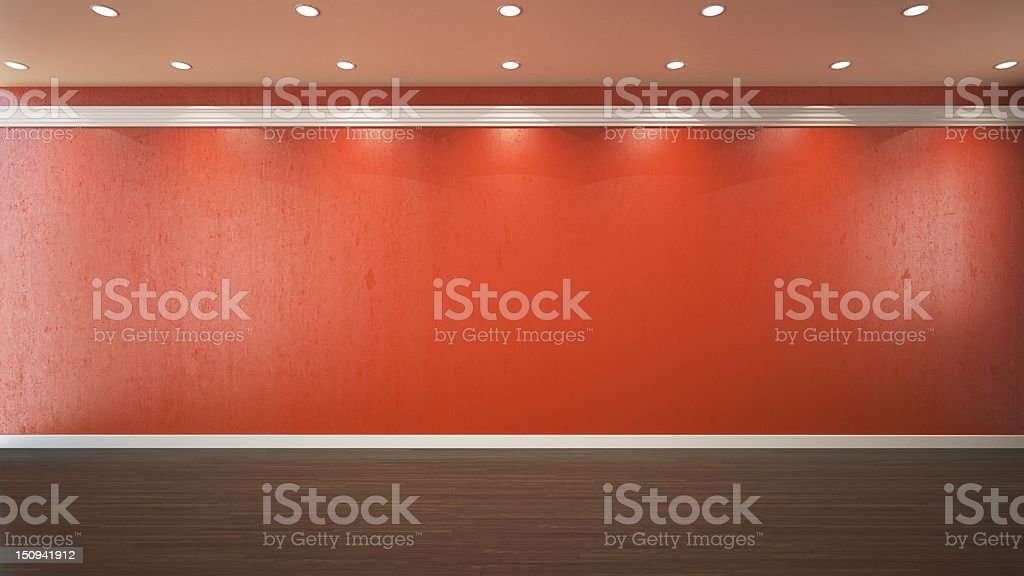 Background hall royalty-free stock photo