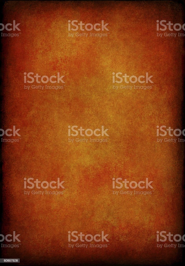 Background Illustration In Warm Colors royalty-free stock photo
