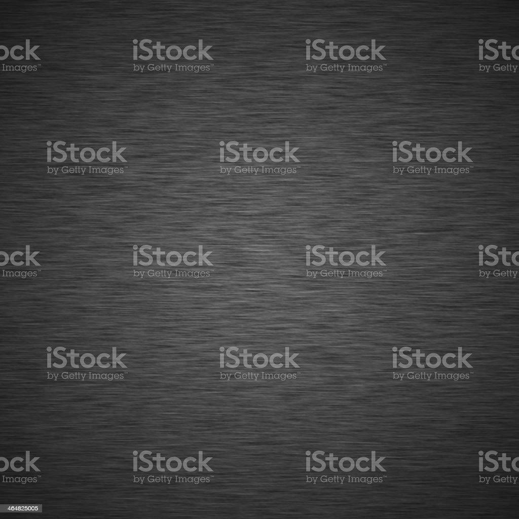 Background image of black textured metal stock photo