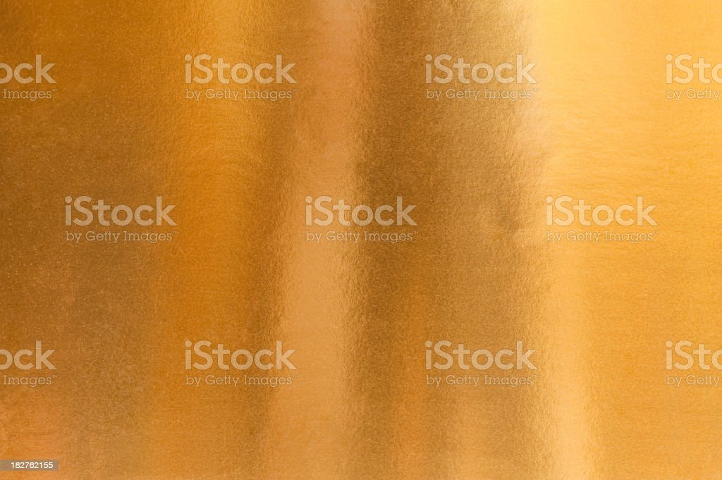 A background image of gold paper royalty-free stock photo