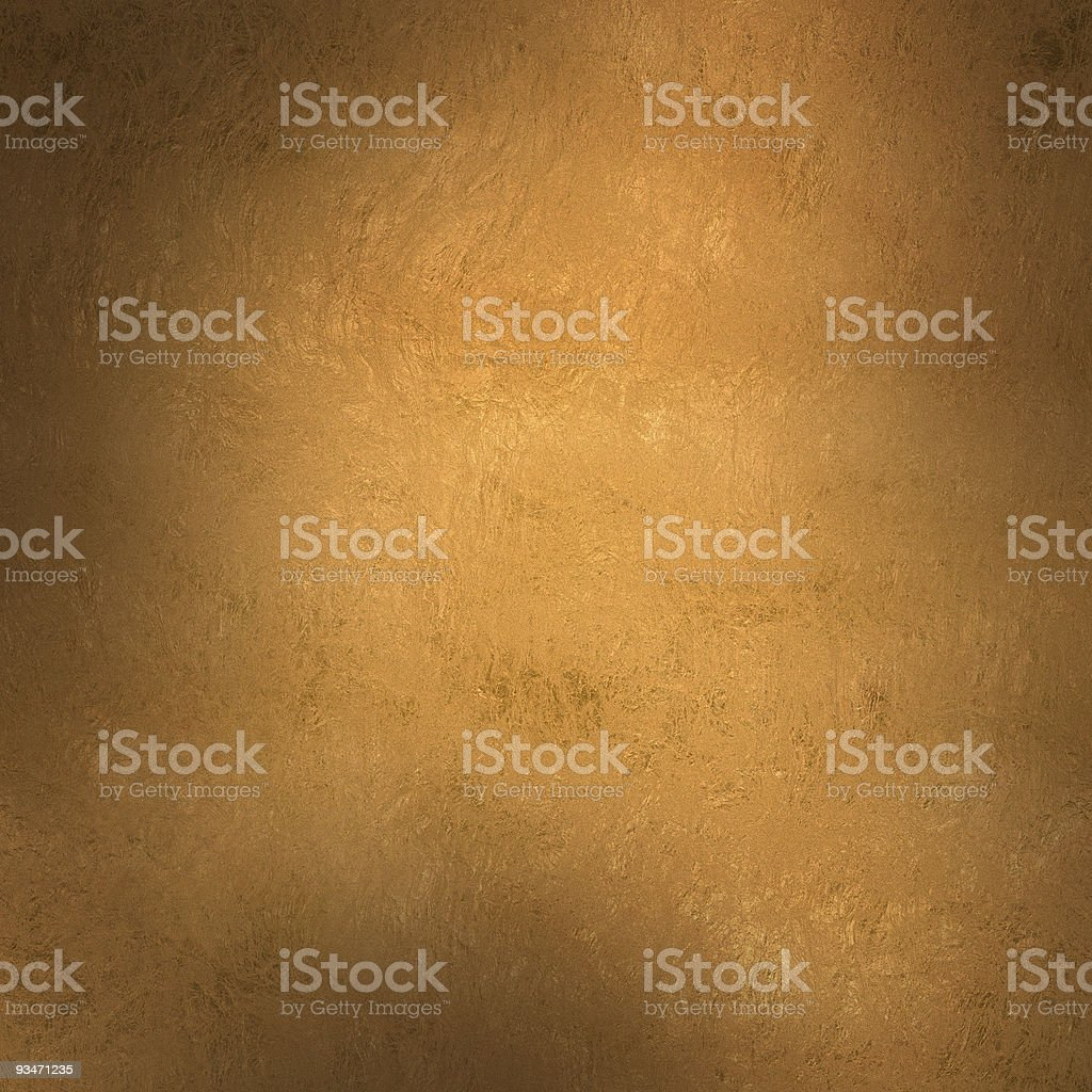 Background image of textured gold royalty-free stock photo