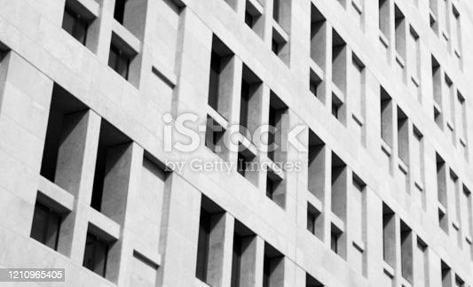 868153090 istock photo Background images of building wall designs 1210965405