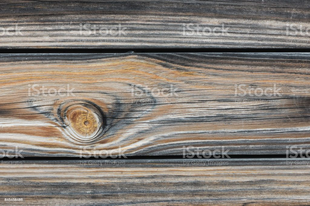 Background in style a rustic from old horizontal wooden boards close up стоковое фото