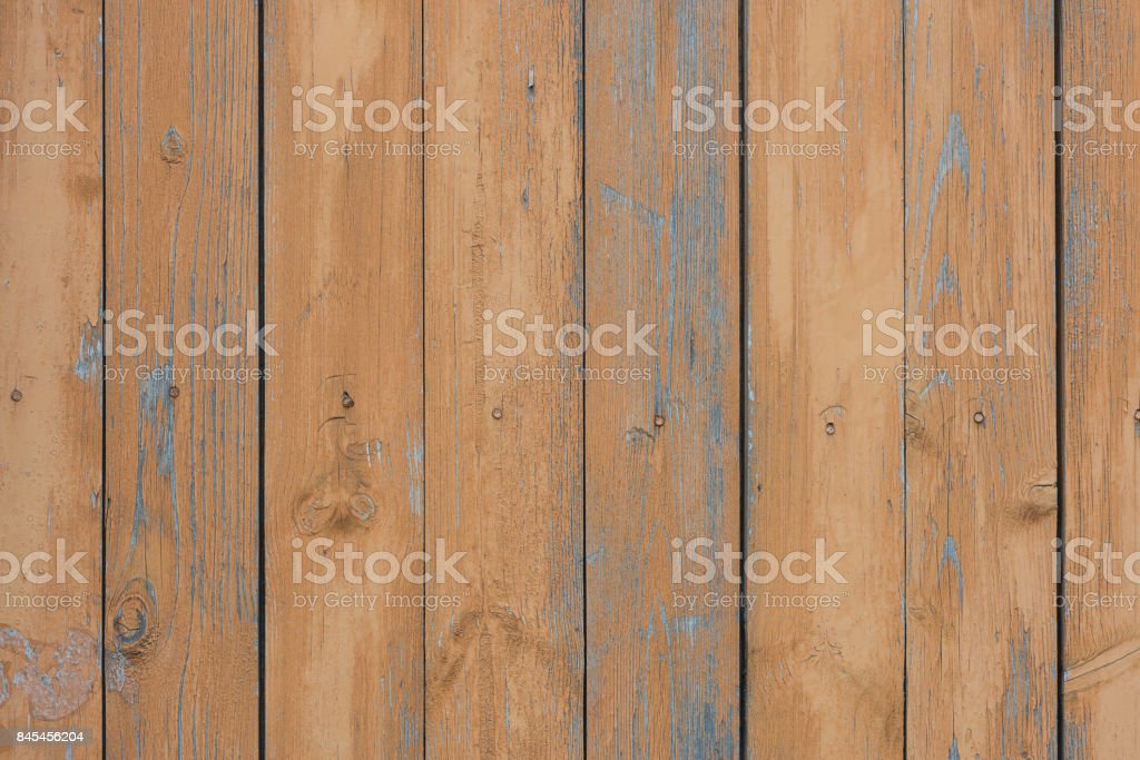 Background in style a rustic from old light painted wooden boards стоковое фото