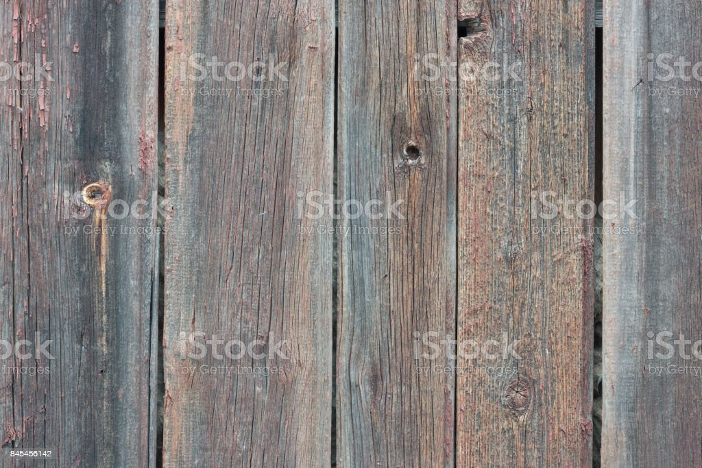 Background in style a rustic from old ragged wooden unpainted boards стоковое фото