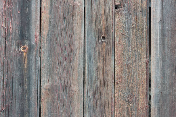 Cтоковое фото Background in style a rustic from old ragged wooden unpainted boards