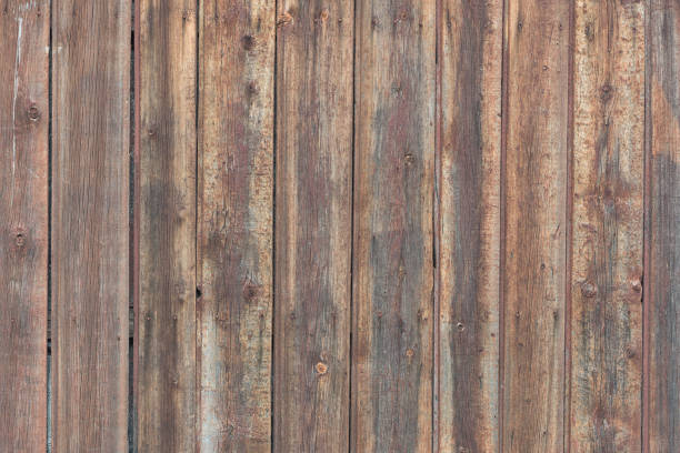 Cтоковое фото Background in style a rustic from old rough wooden unpainted boards