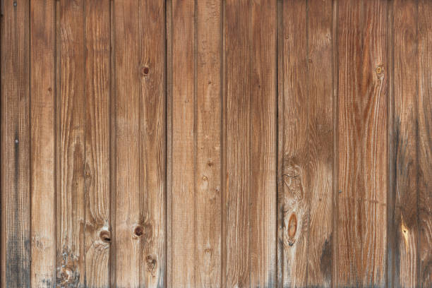 Cтоковое фото Background in style a rustic from old wooden unpainted boards