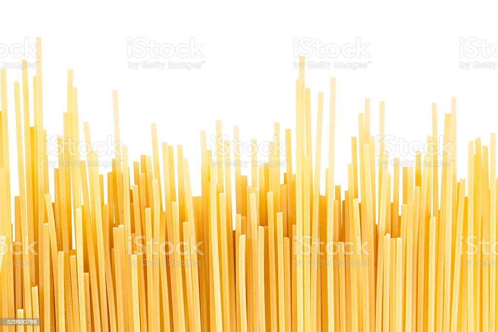 background inaccuratly wet spaghetti stock photo