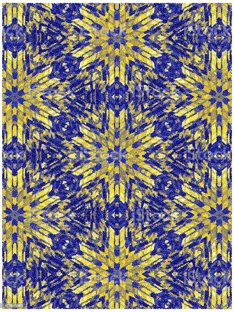 background kaleidoscope royalty-free stock photo