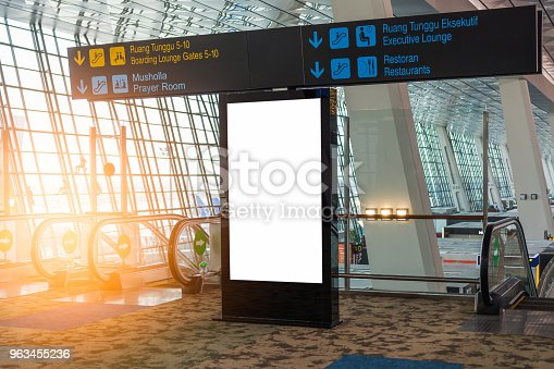 istock background large LCD advertisement 963455236