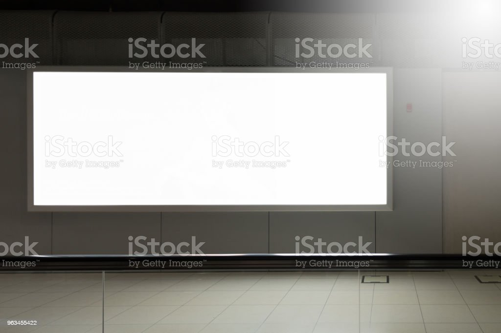 arka plan büyük LCD reklam - Royalty-free Boş Stok görsel