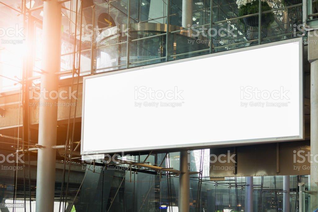 background large LCD advertisement - Zbiór zdjęć royalty-free (Bez ludzi)