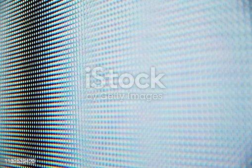 932724974 istock photo background LED 1132539420