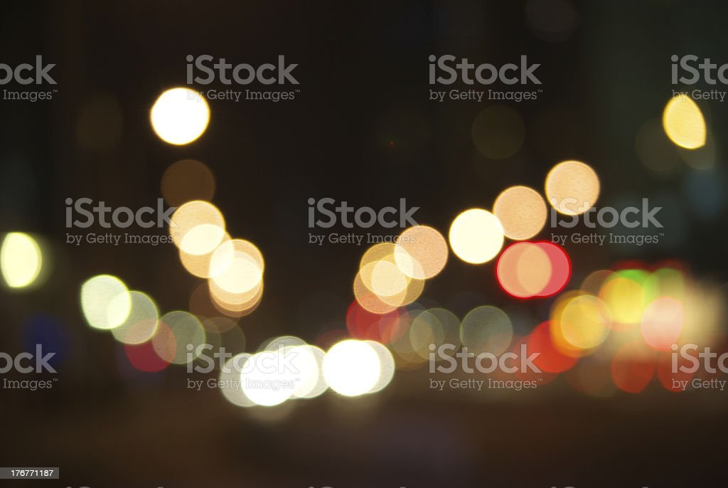 Background Lights royalty-free stock photo