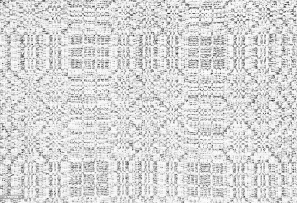 background linen fabric with a pattern of weaving stock photo